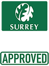 For safer frame of mind, Regency Kitchens & Bathrooms Ltd are Surrey Trading Standards approved